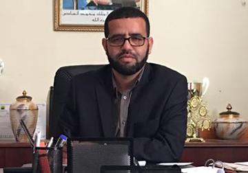 رئيس المجلس محمد بيكز